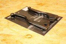 画像5: HYPER DESIGN CNCショートブレーキレバー [1〜3型シグナスX](ブラック/シルバー) (5)