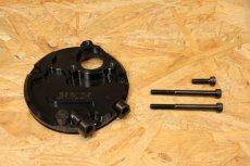 画像8: GARUDA オイル取り出しパネル ブラック [シグナスX・BW'S125] (8)