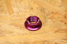 画像11: WF 軽量ジュラルミン クラッチアウターナット [シグナスX・BW'S125] (11)