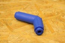 画像4: KOSO 高性能汎用プラグキャップ 60度 抵抗入り10kΩ ブルー [シグナスX・BWS125] (4)