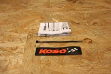 画像7: KOSO 高性能汎用プラグキャップ 60度 抵抗入り10kΩ ブルー [シグナスX・BWS125] (7)
