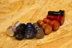 画像3: GARUDA バンジョーボルト 各カラー(ピッチ1.25mm/1.0mm) (3)